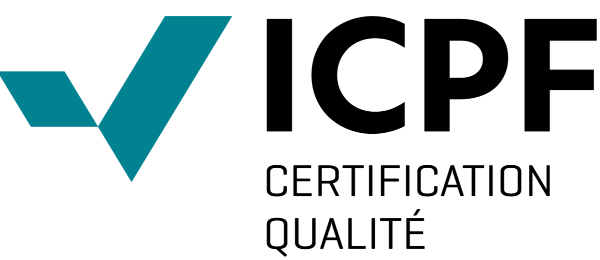 logo certification icpf